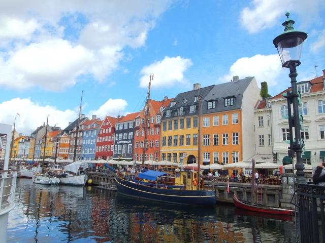 お洒落雑貨とキャッシュレスの旅~北欧+エストニア+オランダ~1
