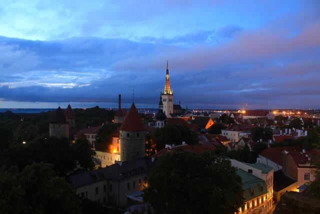 エストニア~IT先進国になる宿命を負った国~