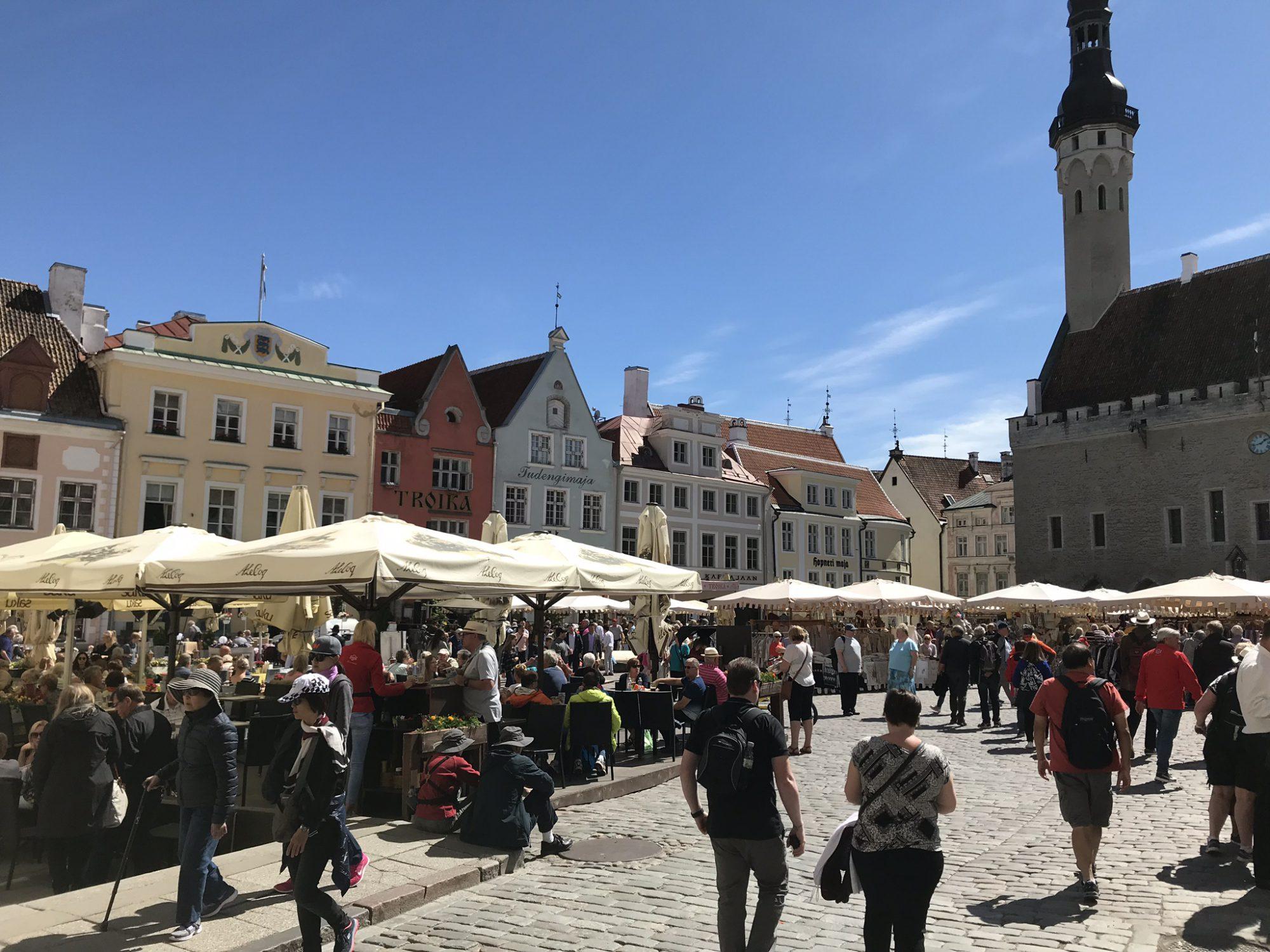 エストニア @Money20/20 Europe